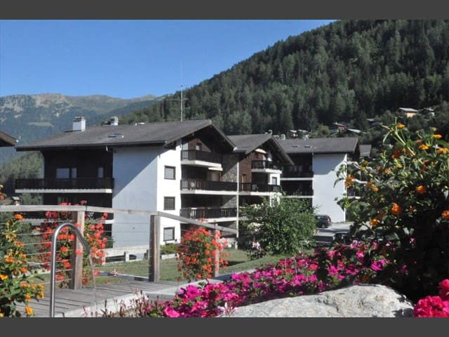 Appartment 2 persons +, high standing - Nendaz - Daire