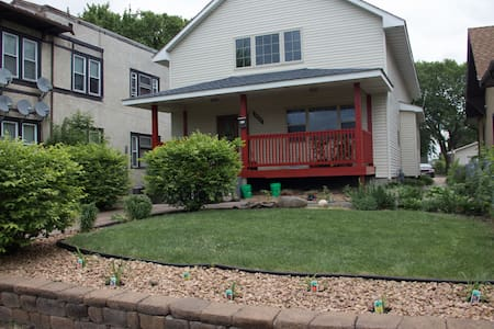 One bedroom with great location - Minneapolis