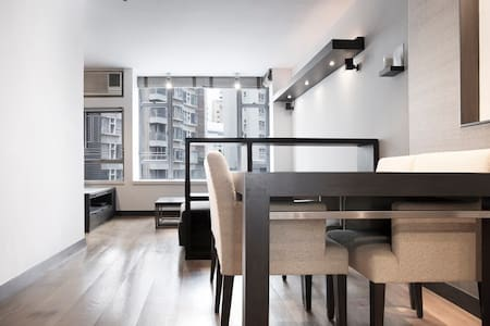 Modern and beautiful apartment right by Central - Hong Kong Island - Apartment