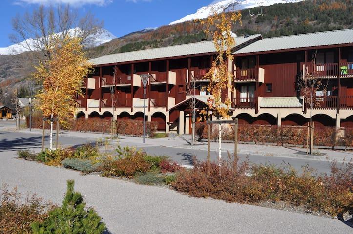 Appartement 4 personnes à Serre Chevalier - La Salle-les-Alpes