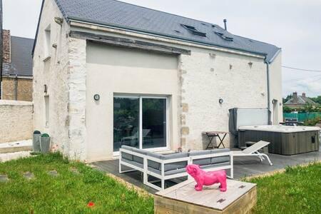 Maison L&B à proximité du Château de Chambord