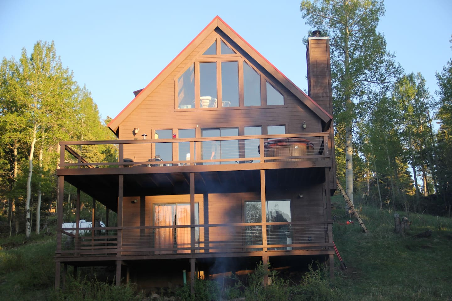 lake in tahoe cabin angel new best mex for honeymoon cabins rent fire