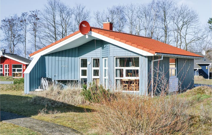 Holiday cottage with 2 bedrooms on 64m² in Travemünde-Priwall