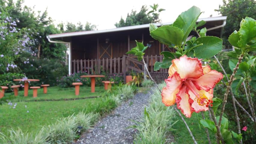 Cabaña  Rancho de Moncho.