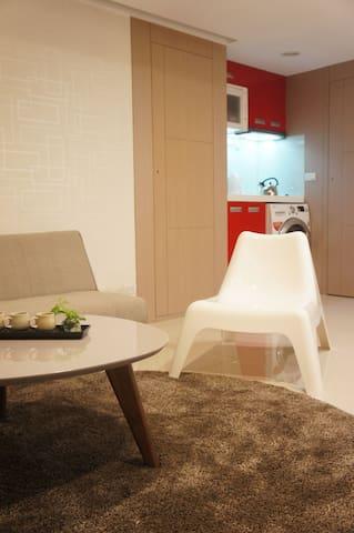 西門樂旅居  Ximen's House 雙人兩大房  週、月折扣特惠中