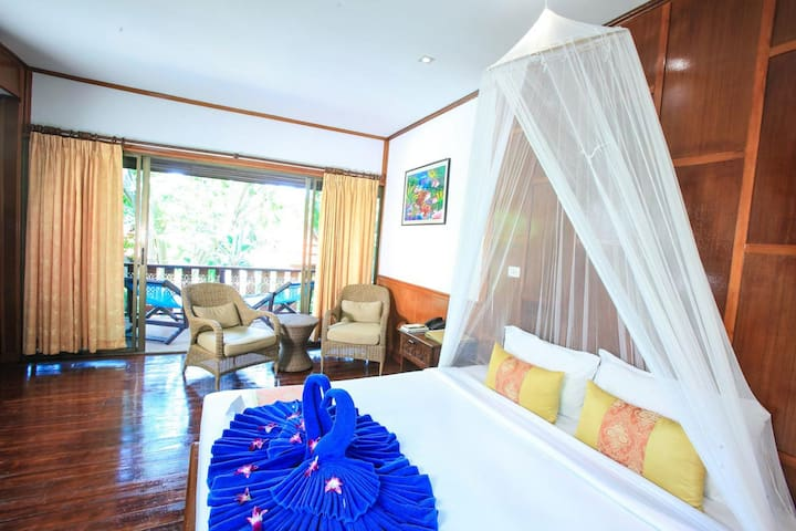 Charming Superior Cottage in Phi Phi Islands!