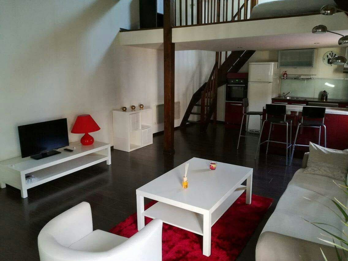Duplex Plein Coeur De Chalons   Lofts For Rent In Châlons En Champagne,  Grand Est, France