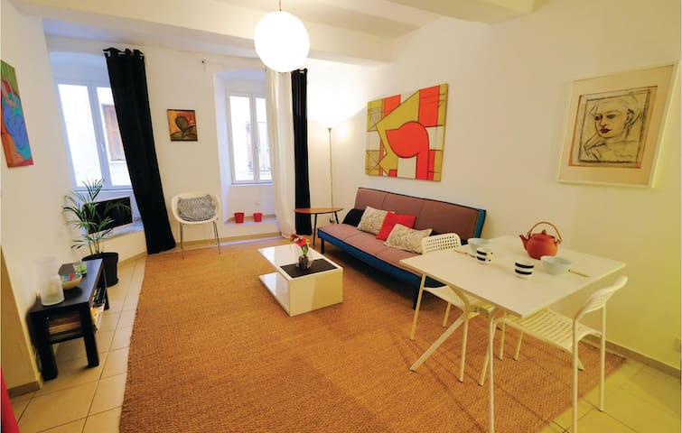 Holiday apartment with 1 bedroom on 40m² in Ajaccio