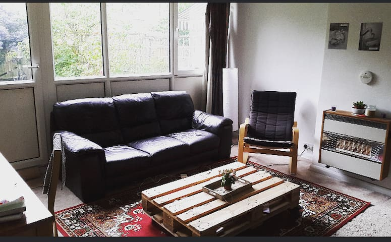 Lovely Double bedroom in kennington - London - House