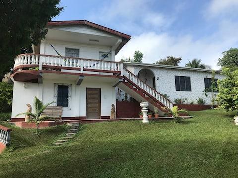 Budget Room in Belize home