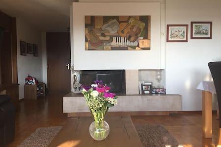 Beautiful 3 bedroom apartment in Lutry - Lutry - Leilighet