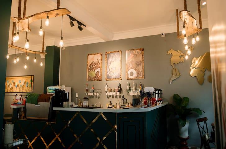 The bartender i designed