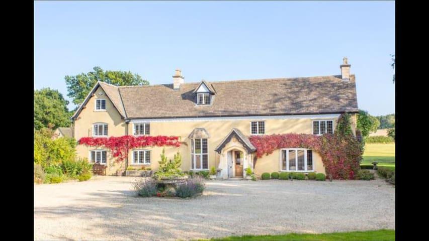 Beautiful private ancient farmhouse - Hilmarton