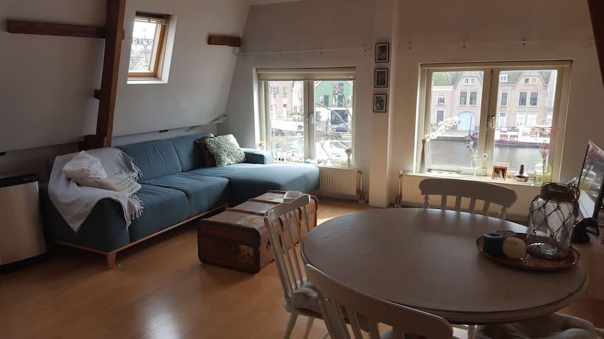 Nice appartment, center Leiden