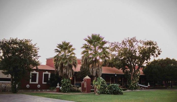 A Lovely Hacienda In Merida