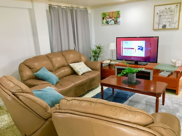 ♥Duplex suits group booking Fully aircon'd PERFECT