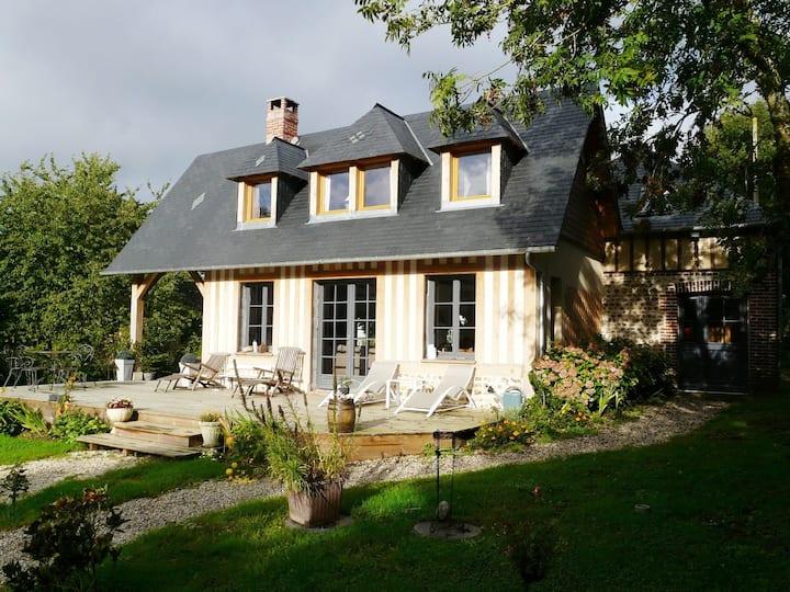 Maison de Charme Honfleur-Secteur Privilégié, Wifi