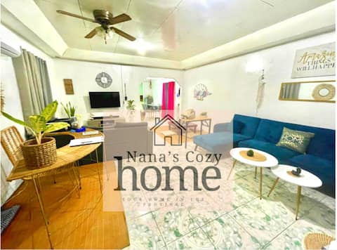 Nana's Cozy Home - Entire House (Balamban)