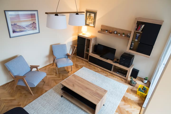 Quiet&Cozy modern Studio, all new