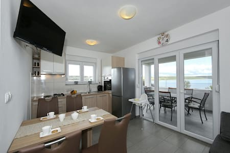 Nice apartment near the beach - Ljubač