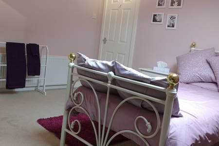 Charming Edwardian home single room - Sheffield - Casa