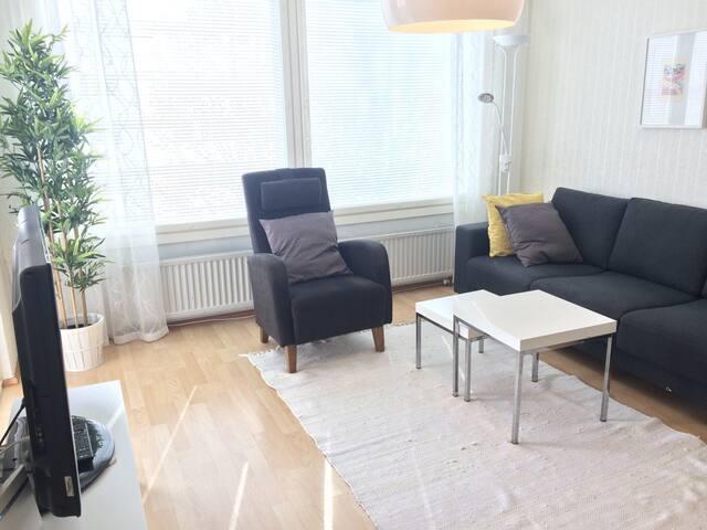 Cozy apartment near the Music Center - Kuopio - Appartement