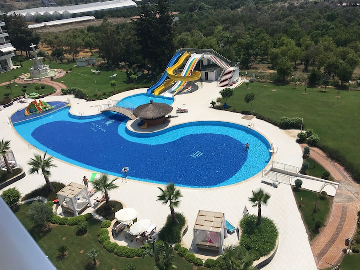 Fortuna Resort Residence 2+1 lüks daire