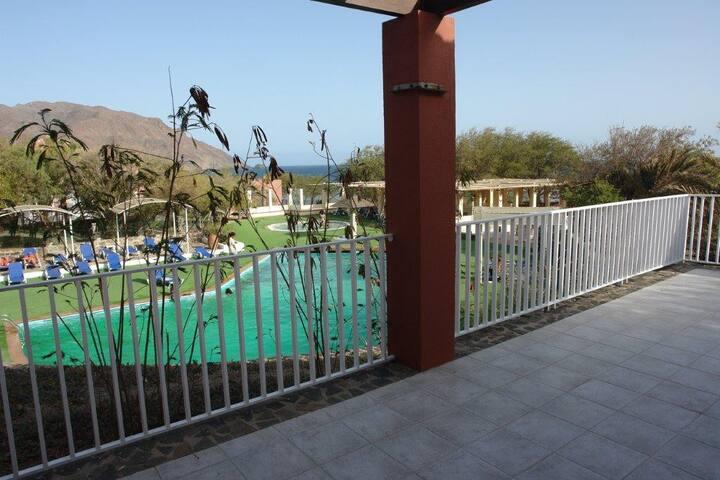 Villa 2 Quartos em Mindelo