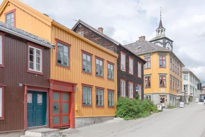 Tyskgården - leilighet - Røros - Apartment