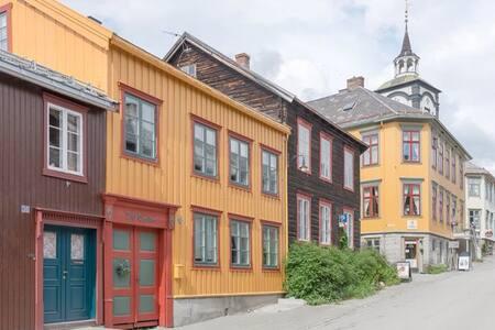 Tyskgården - leilighet