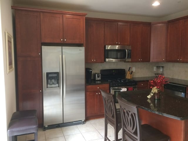 Private 4-bedroom house - Two metro stops from DC - Arlington - House