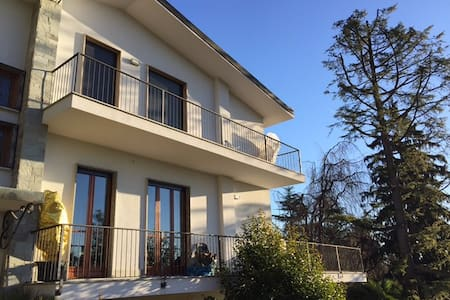 Cosy apartment in a villa near Torino - Pino Torinese - Apartament