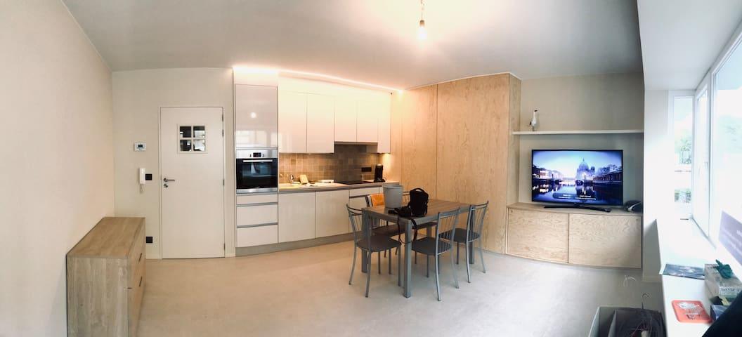 Modern Appartement  Koksijde-Bad