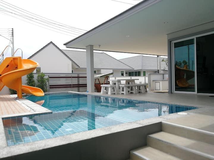 S7 Pool Villa Cha-am (ชะอำ)