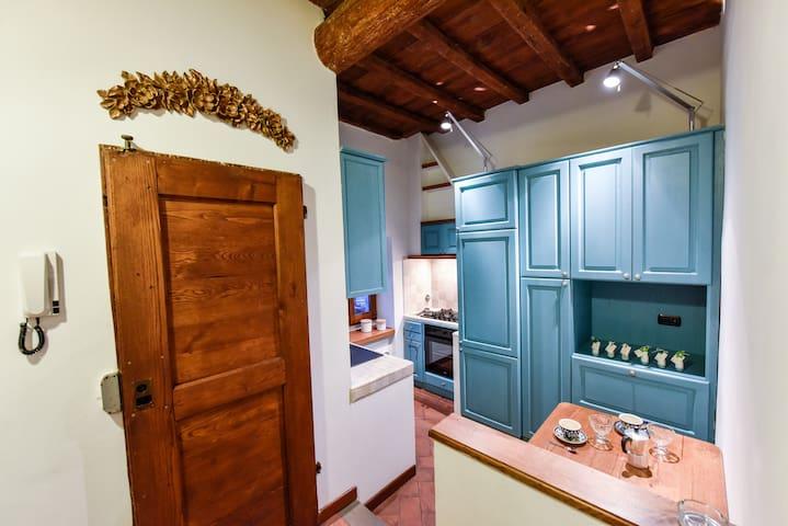 Deliziosa casa sulle colline di Fiesole - Florence - Maison