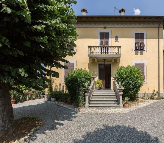 Casa meravigliosa, con vista, verde e pace