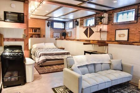 Handcrafted Studio Apartment