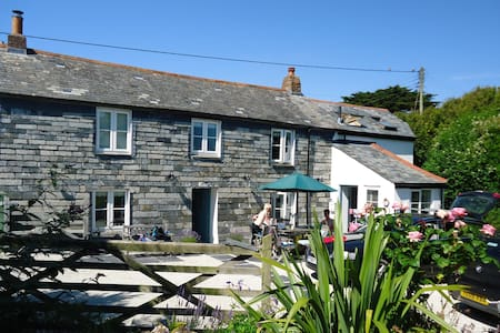Luxury 17th C cottage near Padstow and beach - Windmill - 独立屋