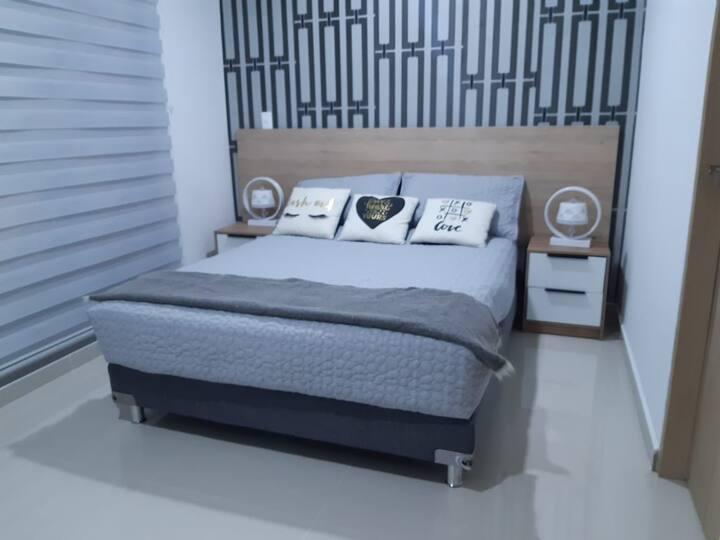 Habitación privada Medellín Laureles-Comfort Lujo