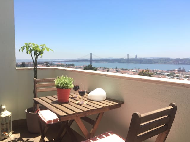 1400LX Best View in Town - Lisboa - Apartamento