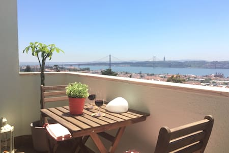 1400LX Best View in Town - Lisboa - 公寓