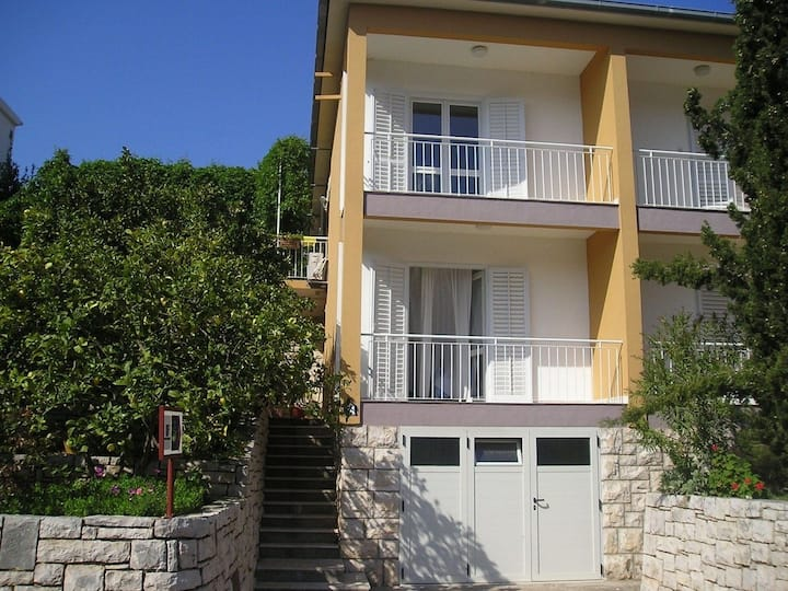 Apartment Frano - 50m from the beach: A1(2+2) Cove Zubaca (Vela Luka) , Island Korcula