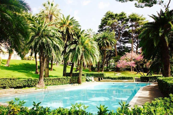 EDEN 1BR-pool&garden&tennis by KlabHouse - Gènova - Pis