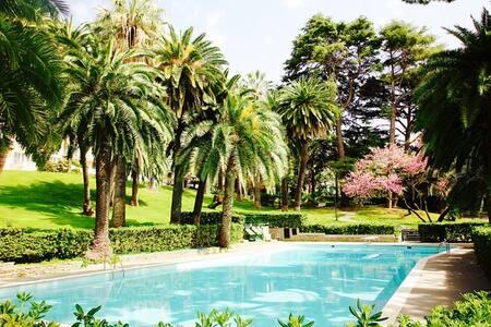 EDEN-piscina&giardino&tennis by KlabHouse - Génova - Apartamento