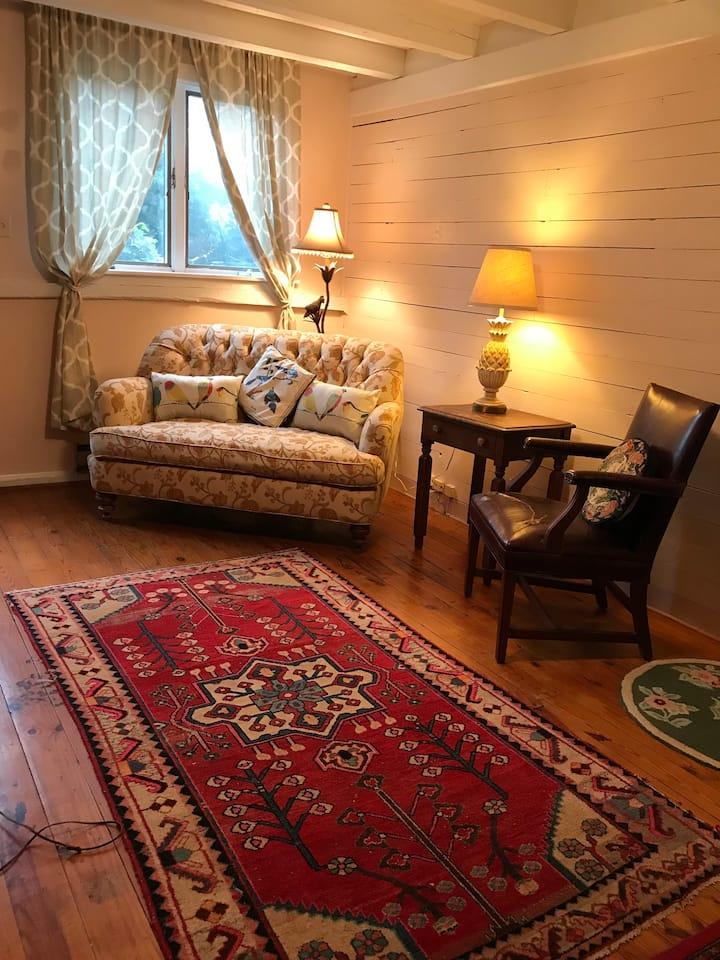 Trelawny Farm guest suite