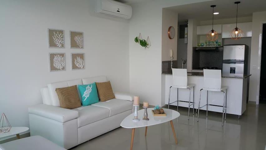 Morros Epic - La Boquilla - Appartamento
