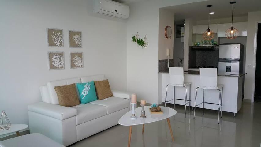 Morros Epic - La Boquilla - Apartamento