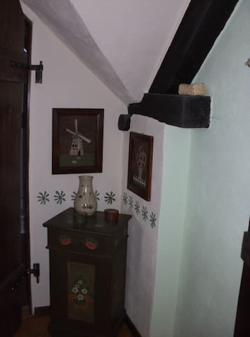 """Wohnung """"Roger"""" im Haus Klara - Mannebach - Apartment"""