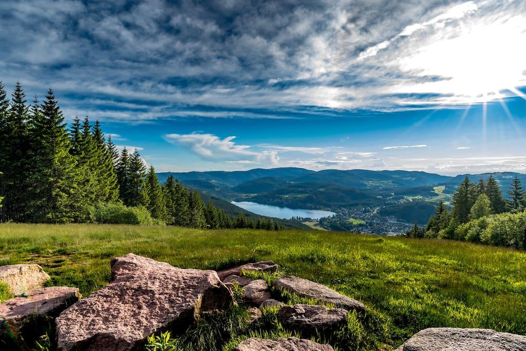 Hochschwarzwald pur - Titisee