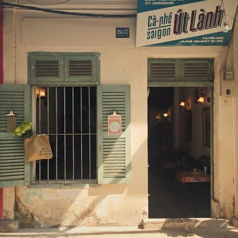 Cozy House in the Heart of Saigon - Ho Chi Minh City - Hus